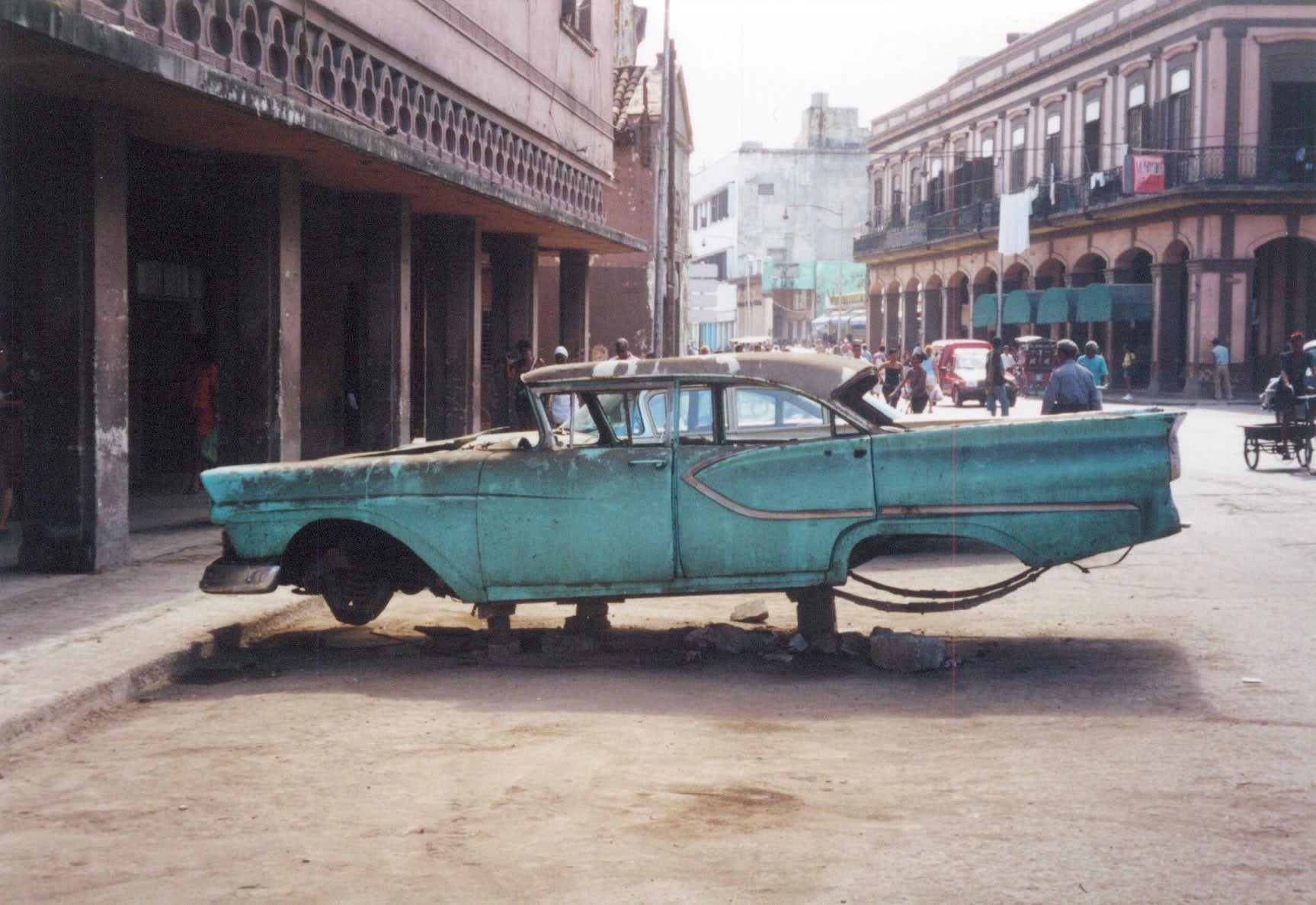 Kuba 2000