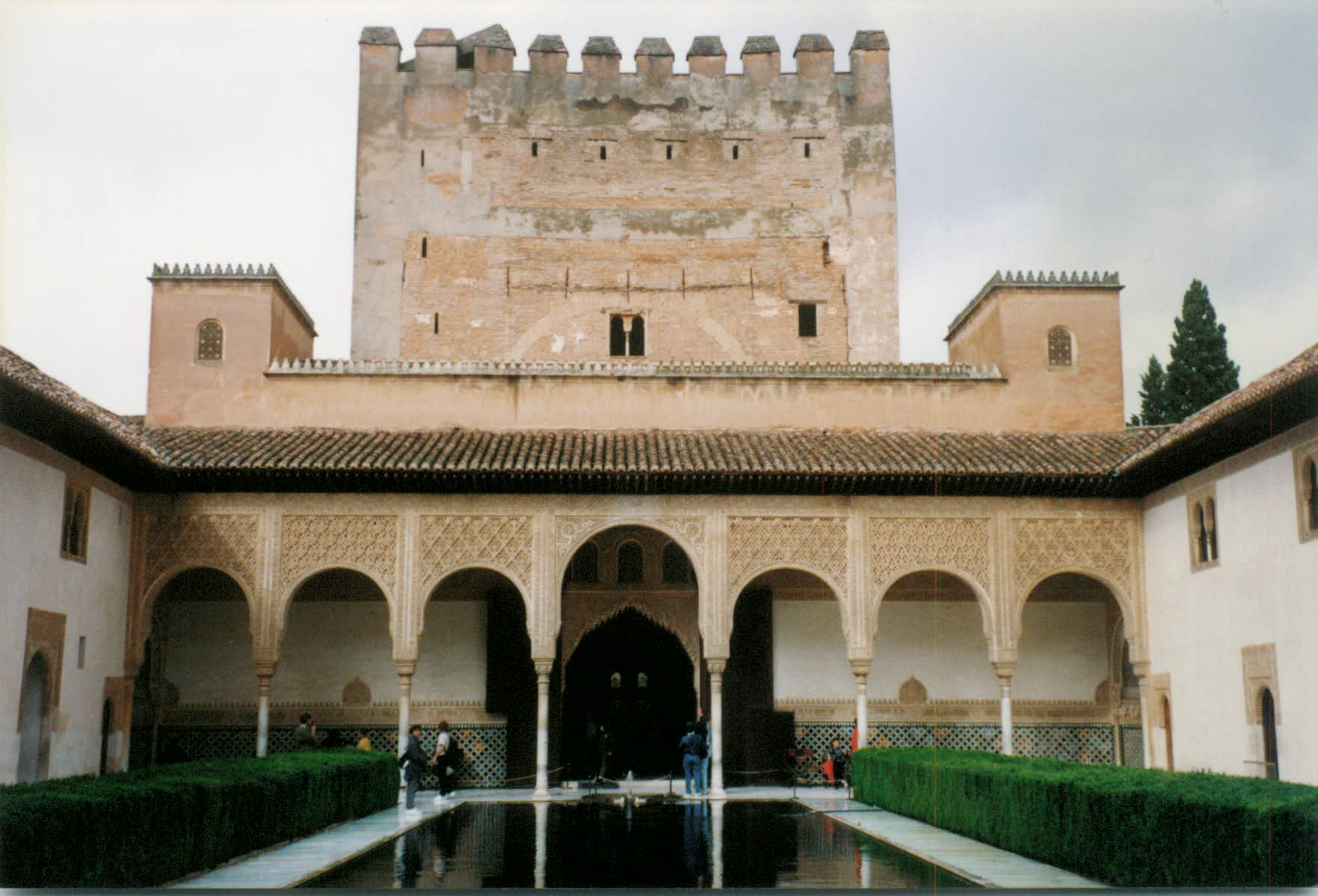 Andalusien 1996