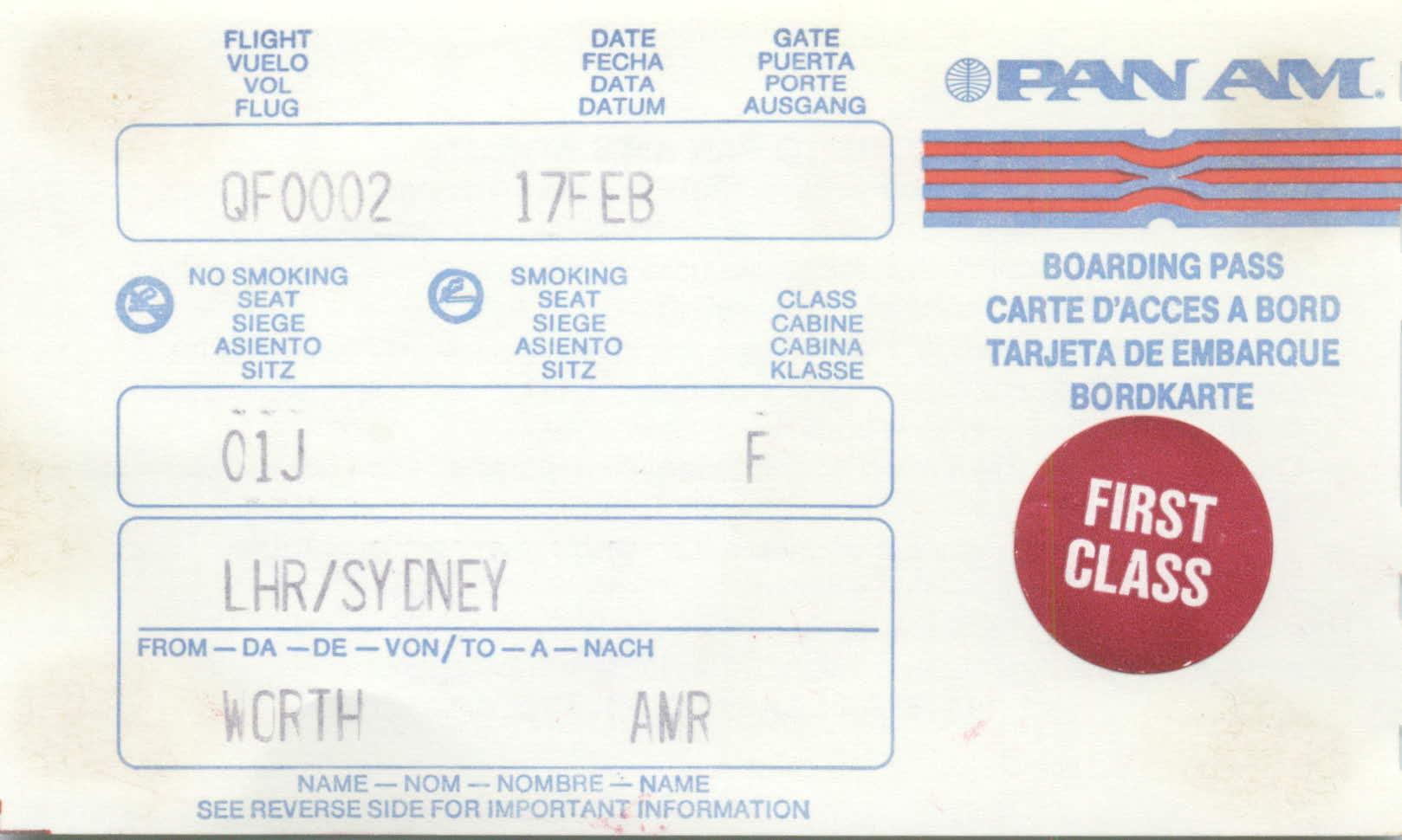 Australien 1987