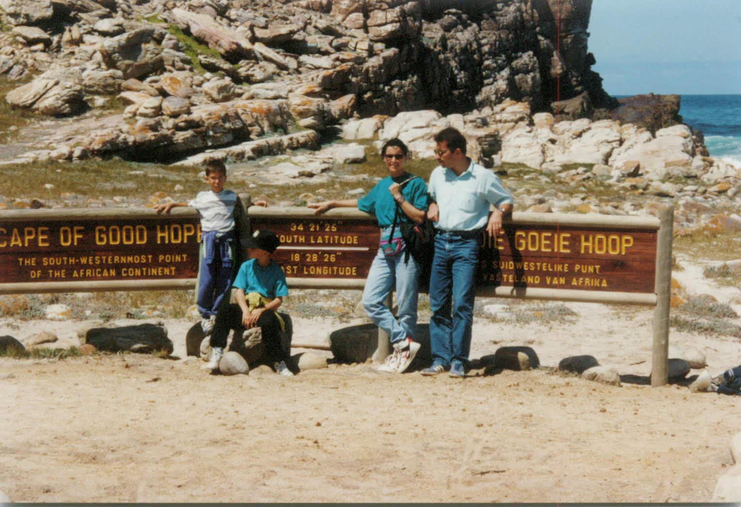 Südafrika 1993