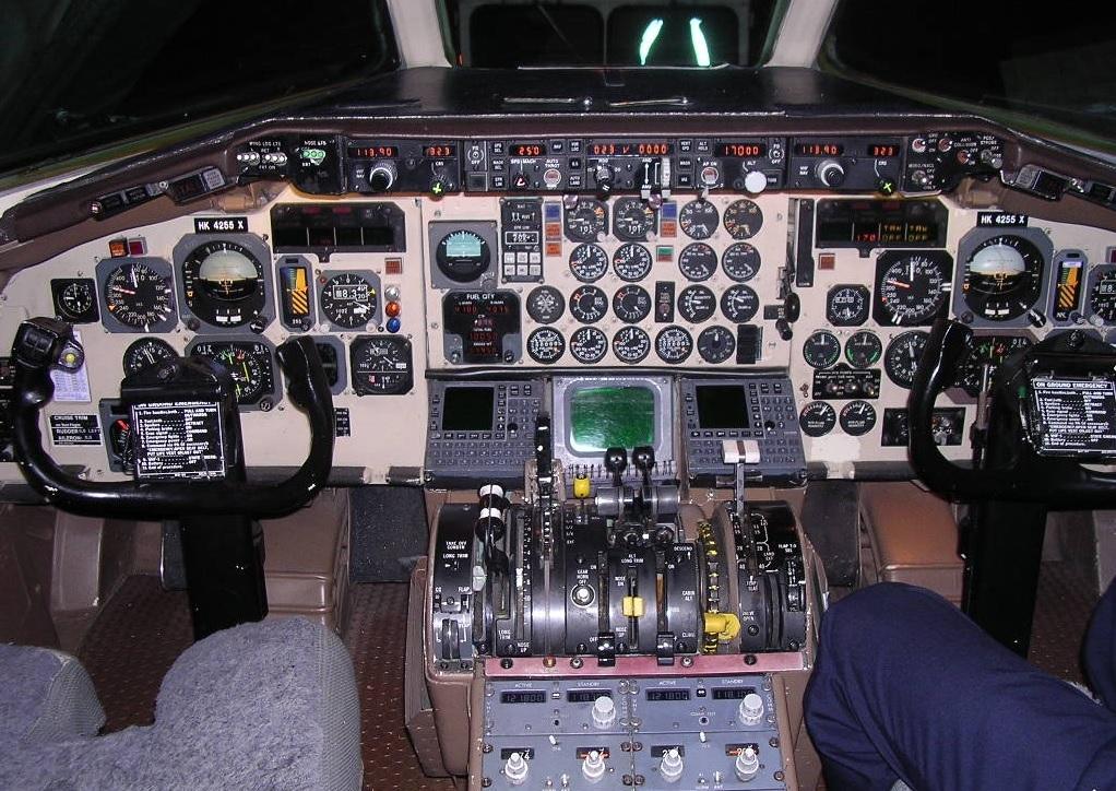 Malta (Cockpit-Flug)