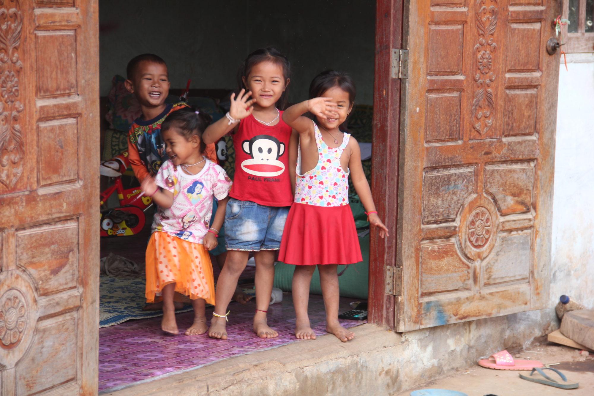 Laos und Thailand 2018