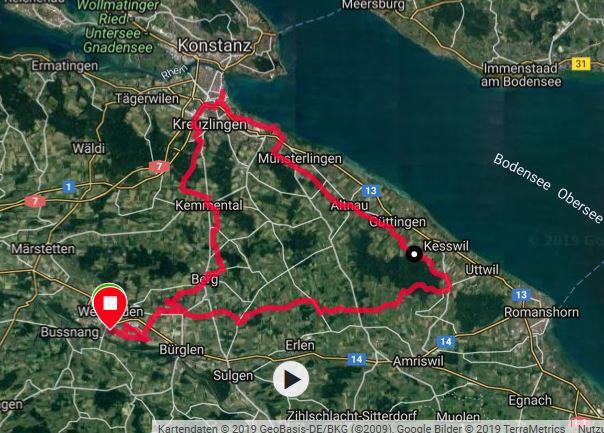 """Viele km für eine """"vergessene"""" Gemeinde"""