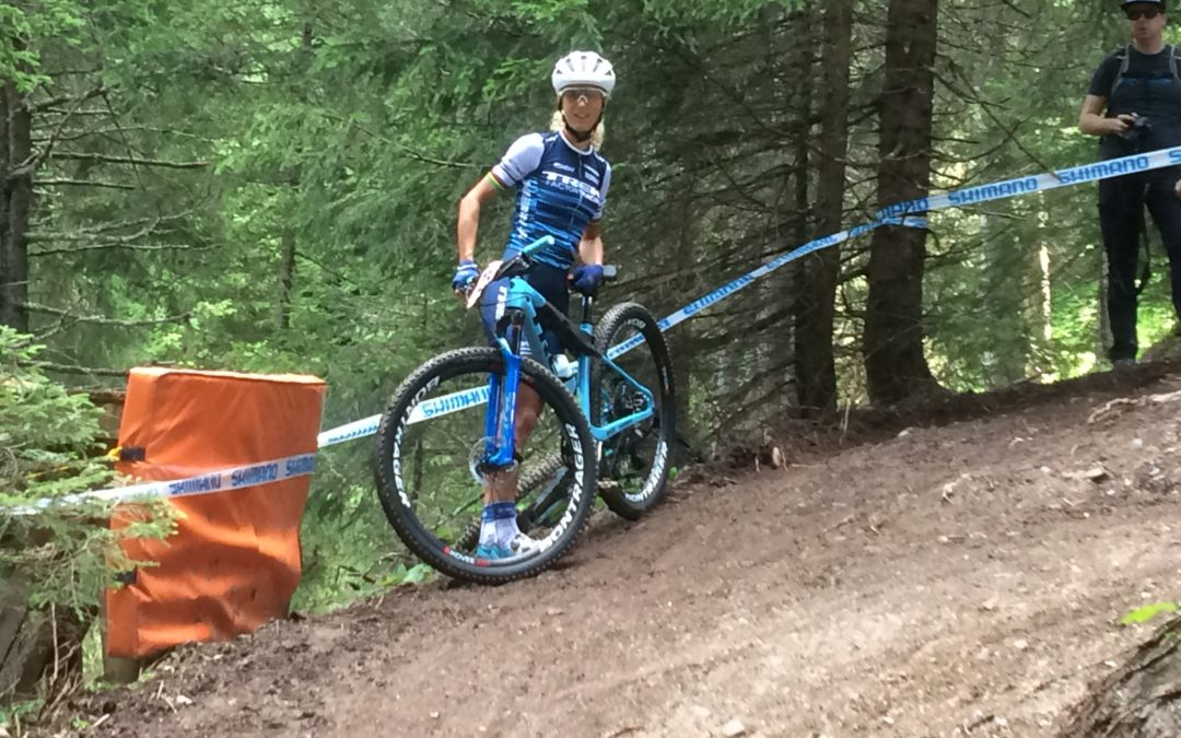 Mountainbike-WM Lenzerheide 2019