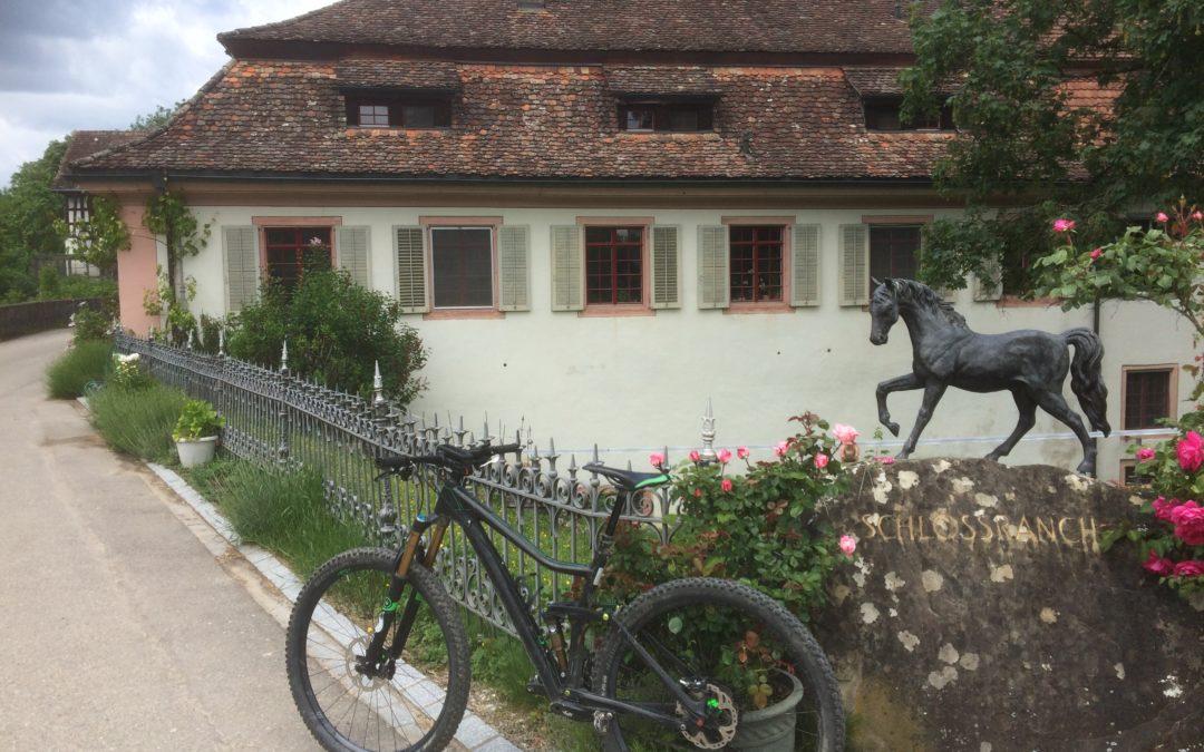 """Schloss Griesenberg im """"vorbeigehen"""""""